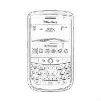 Blackberry 8900 & Tour