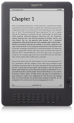 Kindle 3 DX