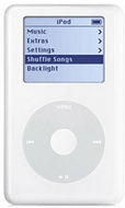 Apple iPod GEN 1 - 4