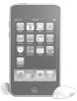 Apple iPod touch 2G, 3G