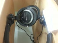 Panasonic RP-DJ900 Headphones great sound