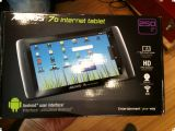 Archos A70HIT 70 Packaging ONLY EMPTY BOX  l46