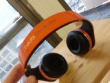 Beats by Dre Studio Used Orange
